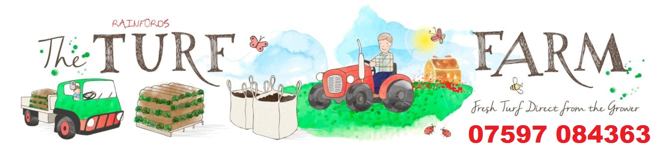 The Turf Farm - Fresh Turf For Lawns and Gardens Direct From the Growers